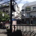 """""""Paris Cafe"""" in Bangkok"""
