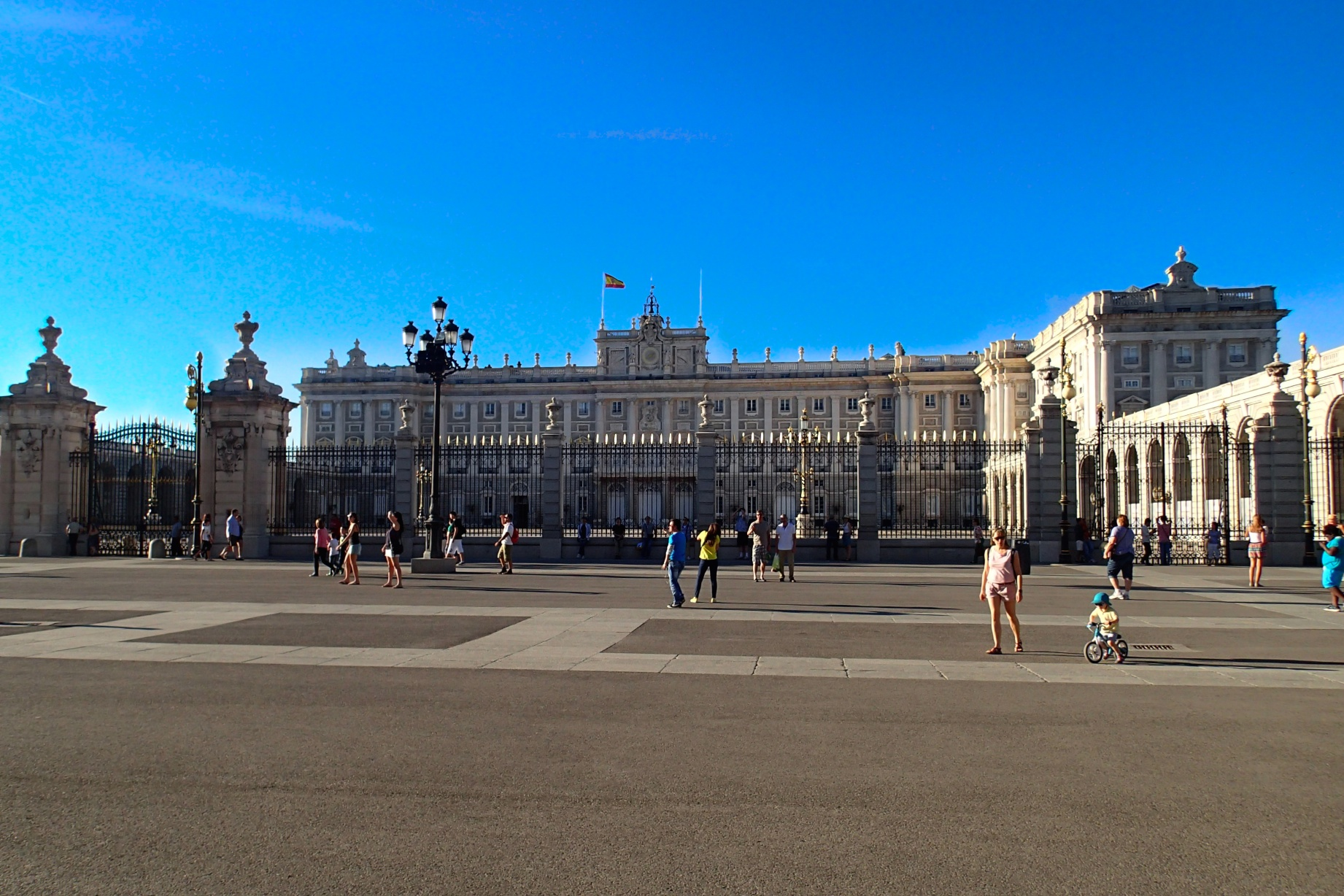 Royal Palace Spain