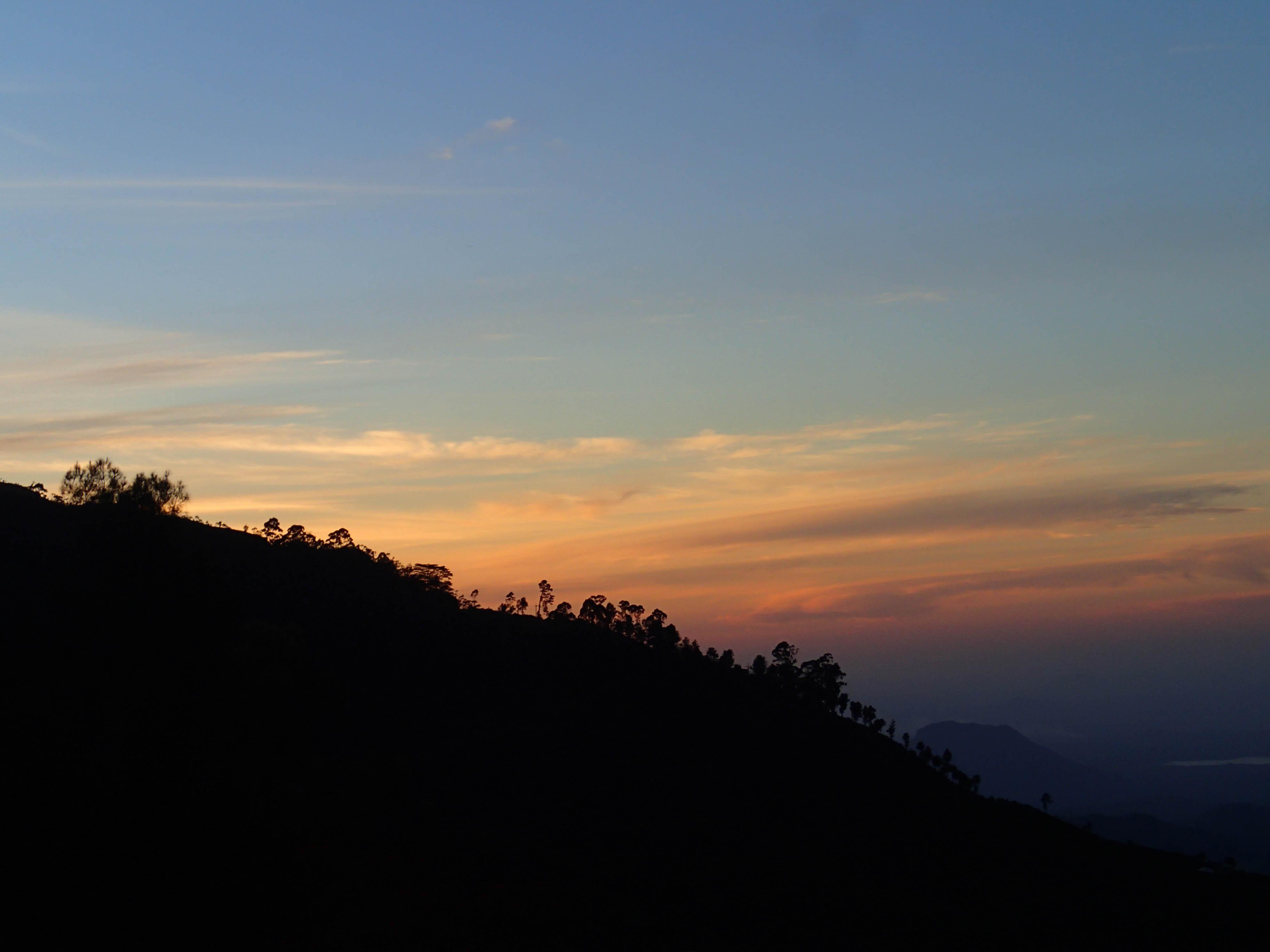 Sunrise Haputale