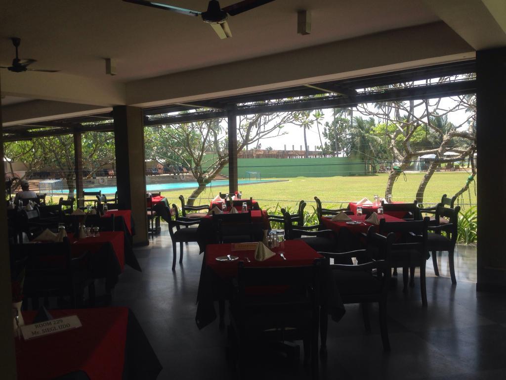 Pegasus Reef Hotel Restaurant